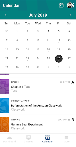 PowerSchool Mobile 2.4.2 Screenshots 7