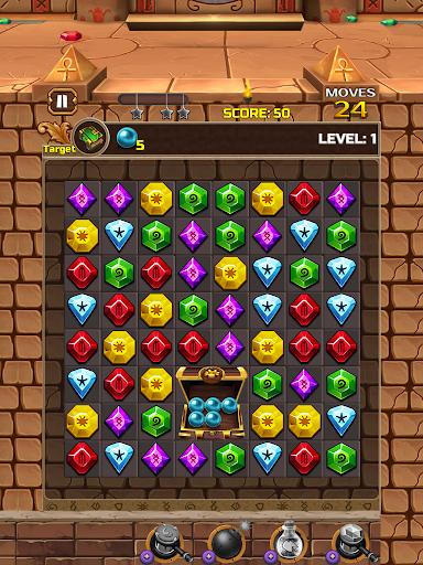 Jewel Ancient 2: lost tomb gems adventure screenshots 16