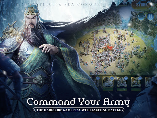 Three Kingdoms: Heroes Saga  screenshots 7