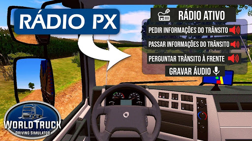 Atualizau00e7u00e3o World Truck Driving Simulator - Ag modavailable screenshots 2