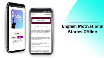 Real Life Motivational Stories in English Offline