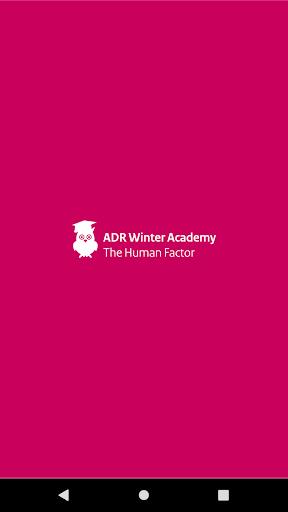 ADR Winter Academy 1.2.1 Screenshots 1