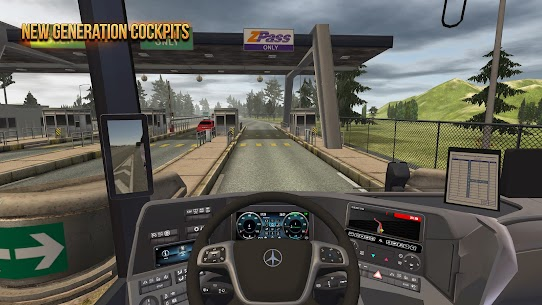 تحميل لعبة Bus Simulator : Ultimate مهكرة للاندرويد [آخر اصدار] 3