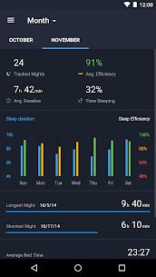 Runtastic Sleep Better v2.6.1 [Unlocked] 4