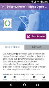 AusweisApp2 1.22.2 Screenshots 8