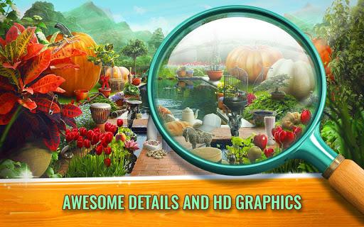 Fantasy Garden Hidden Mystery – Find the Object  screenshots 2