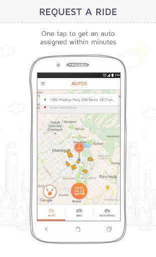Jugnoo - Taxi Booking App & Software 4.7.0 Screenshots 1