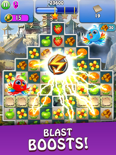 Magica Travel Agency: Match 3 Games, Jigsaw Puzzle  screenshots 11
