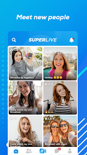 Free SuperLive – Live Streams  Video Chats 5