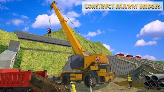 Train Station Construction Railway 7