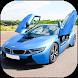 i8スーパーカー:スピードドリフター