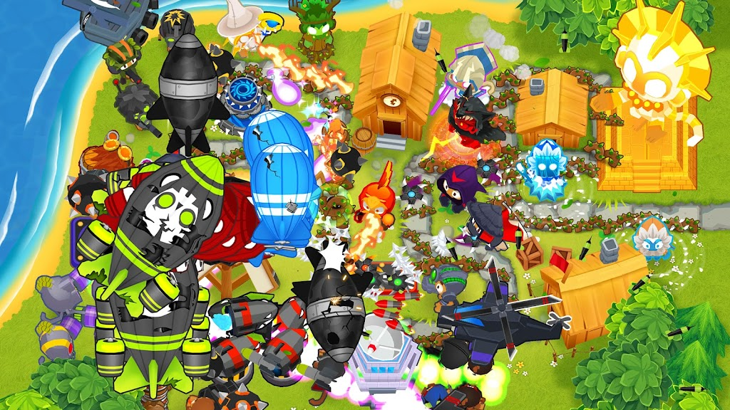 Bloons TD 6  poster 12