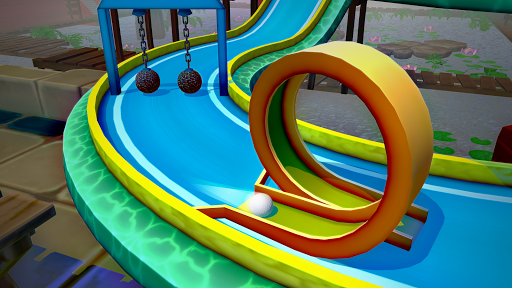 Mini Golf 3D City Stars Arcade - Multiplayer Rival 24.6 screenshots 1