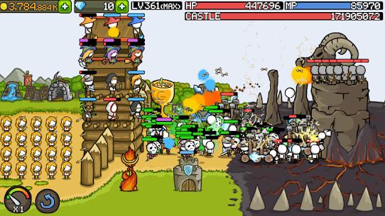 Grow Castle (MOD, Free Shopping) 1