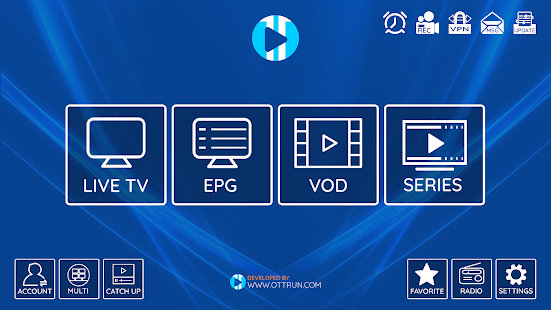 XCIPTV PLAYER 5.0.1 Screenshots 1