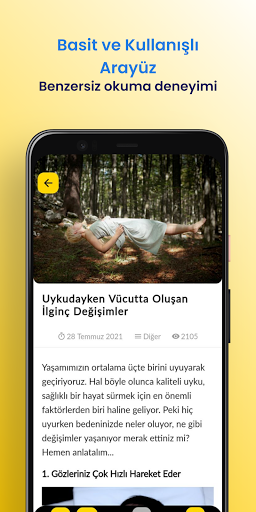 Akademia - Her Gu00fcn Yeni u015eeyler u00d6u011frenin! android2mod screenshots 3