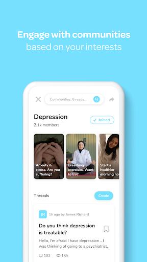 Avey - Your medical AI pal apktram screenshots 2
