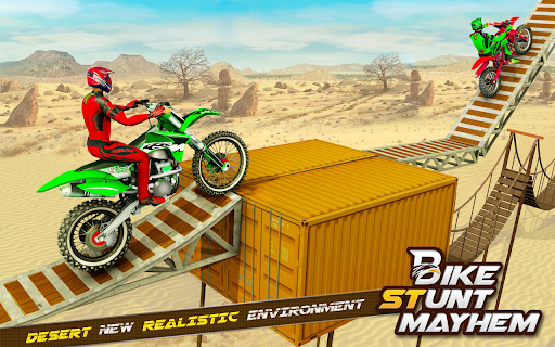 Real Bike Racing Bike Jump Racing Moto Bike Mayhem  screenshots 2