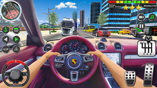 City Driving School Simulator: 3D Car Parking 2019 5.4 Screenshots 10