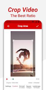 Crop & Trim Video editor - video crop, cut & trim 3.1.61ff (Pro) (Mod)