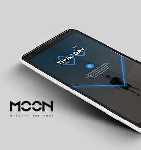 Moon KWGT APK 3