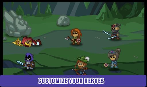 Super Ravein Knight - Angry Heroes Titu00e3s Adventure  screenshots 4