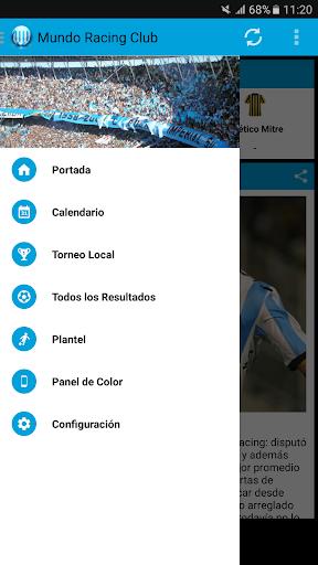 mundo racing club screenshot 1
