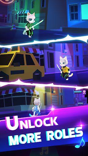 Blade Master : Sonic Cat 2 1.0.7 screenshots 4