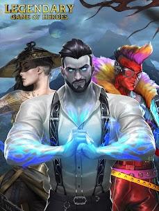 Legendary: Game of Heroes MOD APK 3.9.8 (Quick win) 10