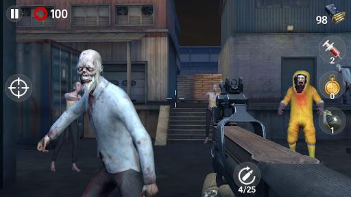 Dead Fire: Zombie shooting