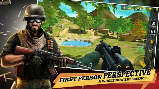 Yalghaar: Delta IGI Commando Adventure Mobile Game apkslow screenshots 1