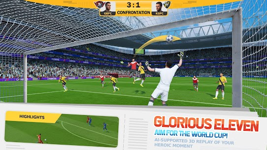 Glorious Eleven – Football Manager 1