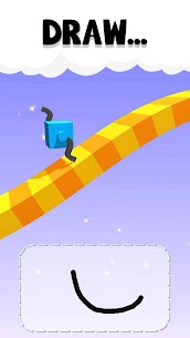 Draw Climber (MOD, Unlimited Coins) 1