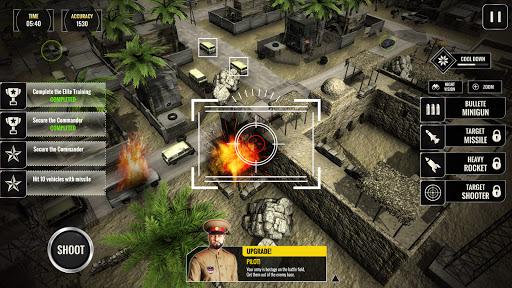 Télécharger Gratuit Drone Air Strike 2021 - 3D Assault Shooting Games APK MOD (Astuce) screenshots 2