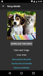 Free Mp3 Downloads 7.0.1 Screenshots 3