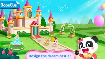 Little Panda's Dream Castle