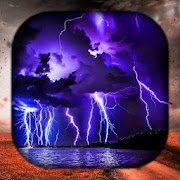 Lighting Storm Live Wallpaper