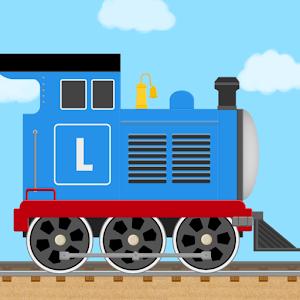 Labo Brick Train Build Game 4 Kids Toodlers Baby 1.7.342 by Labo Lado Inc. logo