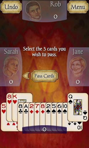 Hearts Free screenshots 1