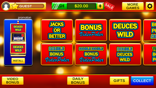 Video Poker u2660ufe0fu2665ufe0f Classic Las Vegas Casino Games screenshots 4