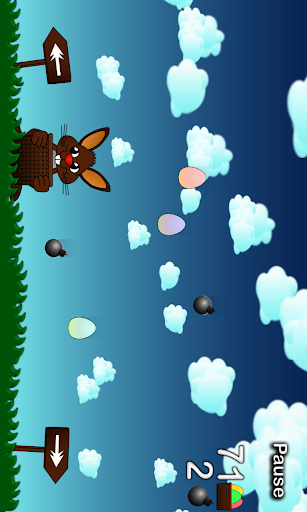 Rushing Bunny, help me to collect all the eggs 1.5.6 screenshots 1