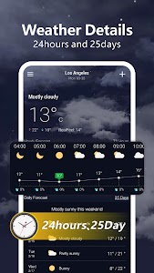 Weather Forecast & Widget - Accurate Weather Live 1.2.1