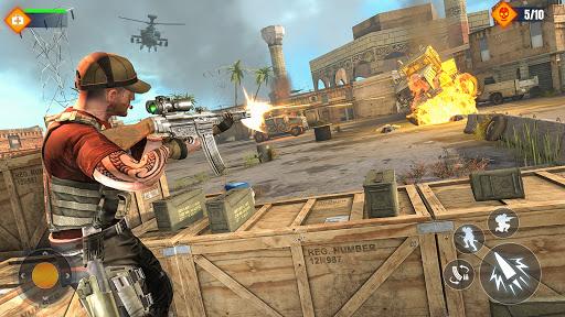 Anti Terrorist Squad Shooting (ATSS) Apkfinish screenshots 8