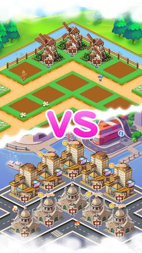 Coin Town - Merge, Run casino, Social interact  screenshots 5