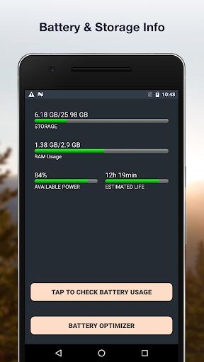 Advance Battery Saver 2021 - Battery Optimizer apktram screenshots 1