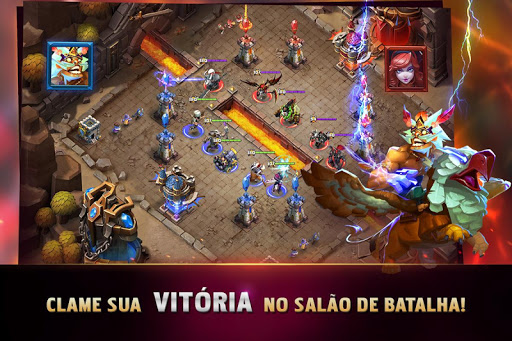 Clash of Lords 2: A Batalha  screenshots 6