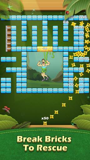 Breaker Fun - Bricks Ball Crusher Rescue Game android2mod screenshots 9