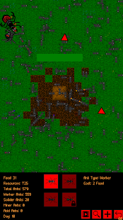 Ant Evolution - ant colony and terrarium simulator