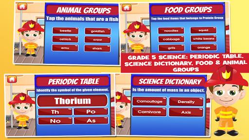 5th grade games: fireman screenshot 2