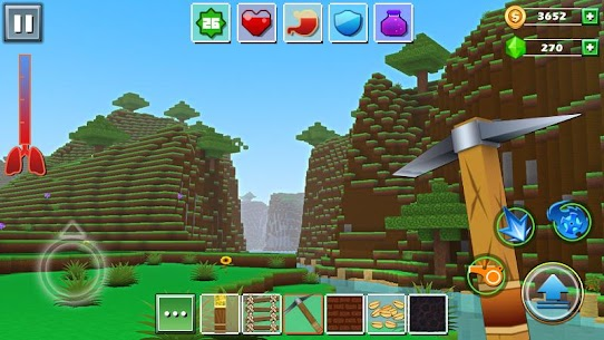 EXPLORATION LITE CRAFT for PC Free Download on Windows and Mac 1